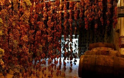 Presidi Slow Food in Umbria, Vin Santo Affumicato